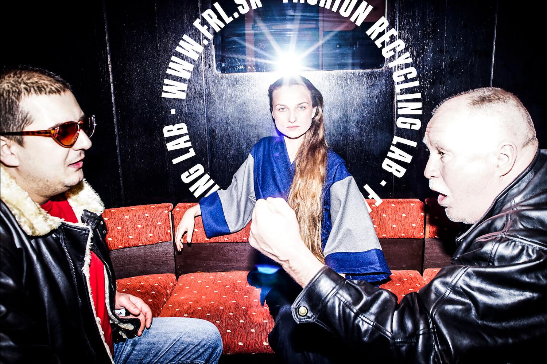 Maria Pincikova photography campaign