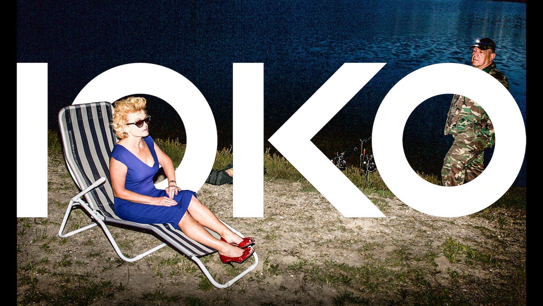 IOKO optika campaign by Maria Pincikova