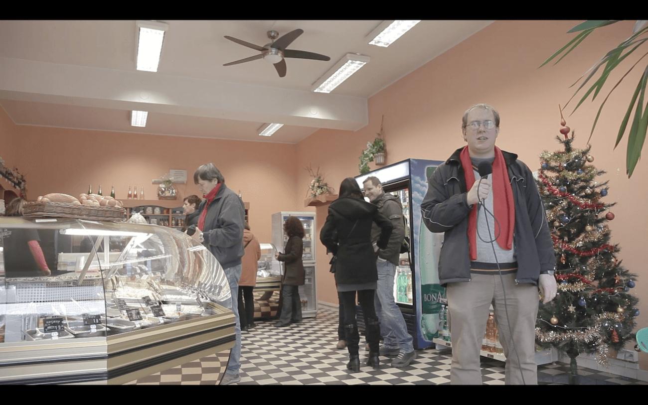 Sandwiches - The Czech Treasure - short film by Maria Pincikova